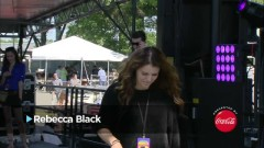Friday (DigiFest NYC Presented By Coca-Cola) - Rebecca Black