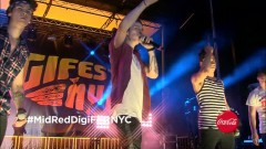 Hell Yeah (DigiFest NYC Presented By Coca-Cola) - Midnight Red