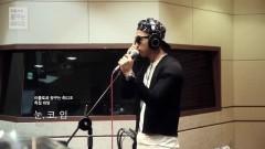 EYES, NOSE, LIPS (140708 MBC Radio) - Tae Yang