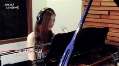 Like Rain And Music (140627 MBC Radio) - Park Sae Byul