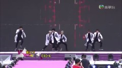 Wolf & Growl & Thunder & Run & Overdose (140701 Hong Kong Dome Festival) - EXO-K
