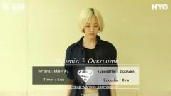 Overcome (Vietsub) - Hyomin (T-Ara)