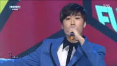 Back To The Future (140713 Inkigayo) - Airplane