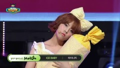 ICE BABY (140702 Show Champion) - Tiny-G