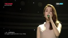 Agape (140819 The Show All About K-pop) - Jang Ri In