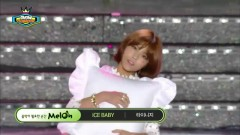 ICE BABY (140806 Show Champion) - Tiny-G