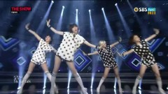 Oh My God (140812 The Show All About K-pop) - Bob Girls