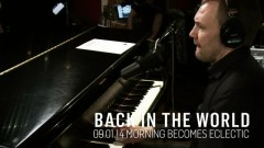 Back In The World (Live On KCRW)