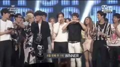 First Win (140821 M! Countdown) - Winner