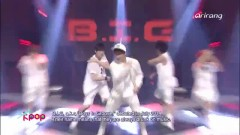 Hello Big (140829 Simply K-pop) - B.I.G (Boys In Groove)