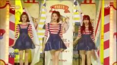My Copycat (140824 Inkigayo) - Orange Caramel