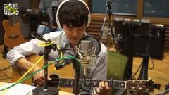 In The Bus (140828 MBC Radio) - Eddy Kim