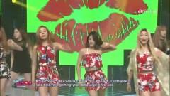Kiss Kiss (140829 Simply K-pop) - Ladies' Code