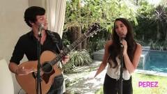 Scarecrow (Exclusive Perez Hilton Acoustic) - Alex & Sierra