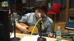 Troubled Days (141002 MBC Radio) - Bily Acoustie