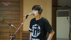 Holding The End Of This Night (140923 MBC Radio) - Kim Tae Hyun