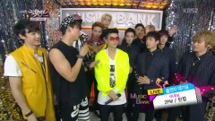 Interview (141004 Music Core Incheon Special) - 2PM, TEEN TOP