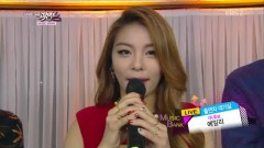 Interview (141010 Music Bank) - Aliee