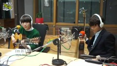 I'm In Love (141016 MBC Radio)