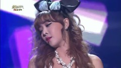 I Don't Want to Love (130406 Immortal Songs 2) - Narsha