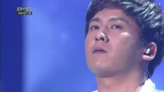 Tell Them Already (130504 Immortal Songs 2) - Hong Kyung Min