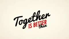 Together (RED) (Lyric) - Aloe Blacc