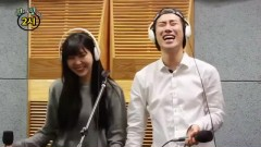 A Midnight's Summer Day (140709 KBS Radio) - San E, Raina