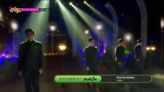 Over The Destiny (141108 Music Core) - 2AM