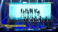 Sorry Sorry & Awards & (Overdose) (141124 KBSjoy 2014 Korean Pop Culture & Art Awards) - EXO-K