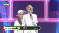 Half An Hour (141119 Show Champion) - Almeng