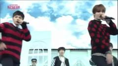 Hearthrob (141207 Inkigayo) - Infinite F