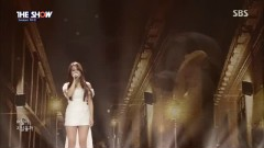 Fallin' (141216 The Show) - Park Soo-Jin
