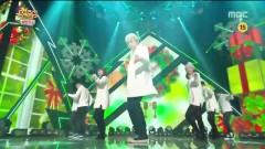 Sweet Love (141220 Music Core) - Baek Chung Kang