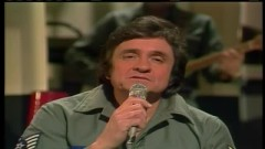 Blue Christmas (Live) - Johnny Cash, Statler Brothers