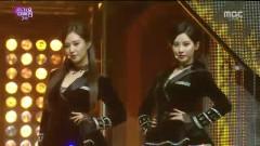 Mr.Mr. (Remix) (141231 Music Core) - SNSD