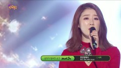 At The Han (150110 Music Core) - Navi
