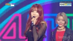 Why (150124 Music Core) - 4TEN