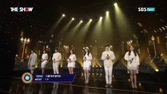 Don't Forget Me (150217 The Show) - T-ARA, SPEED, THE SEEYA