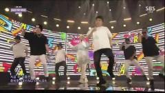 Shake That Brass (150301 Inkigayo)