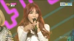 Why (150207 Music Core) - 4TEN