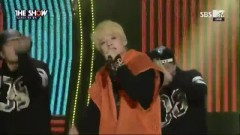 Shake That Brass (150303 The Show)