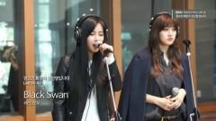 Black Swan (150306 MBC Radio) - Rainbow
