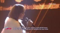 Erase (Ep 142 Simply Kpop) - Hyorin, Joo Young
