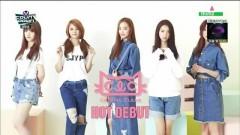 First Love 150319 M! Countdown) - CLC