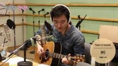 Tears In Heaven (150401 KBS Radio) - Cho Hyung Woo