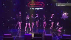 Drama, Glue & Dolls, For Guys Only (150214 Live) - Nine Muses