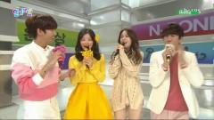 Backstage (150322 Inkigayo) - Minah