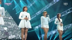 Child In Time (150215 Inkigayo)