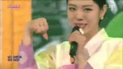 Not An Easy Girl (150215 Inkigayo) - Lizzy (After School)