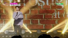 Garosugil At Dawn (150411 Music Core) - Baek Ji Young